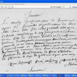 Acte de mariage entre Jean Blot et Anne Boudin à Crucey en 1712