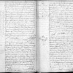 Naissance de Charles Henry Blot, le fils de Henri Blot, le Vampire de Saint-Ouen, et de Eugénie Carez