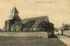 Eglise Saint-Hilaire de Charpont
